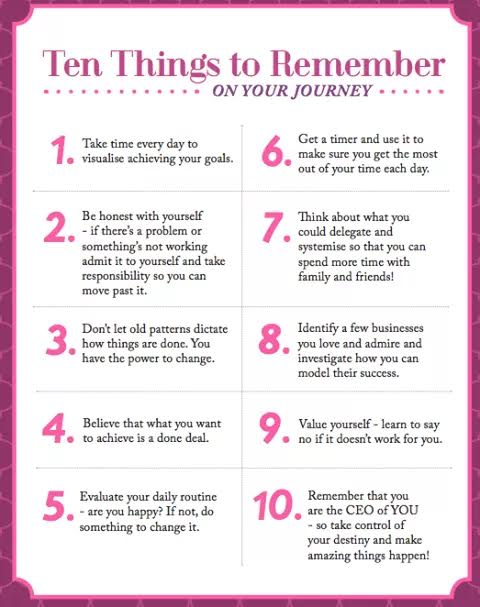 10 Secrets of a Happy and Successful Life